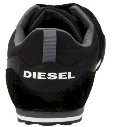 Joylot.com Diesel Sneakers Long Term Gunner Black CastelRock Men's Shoes ...