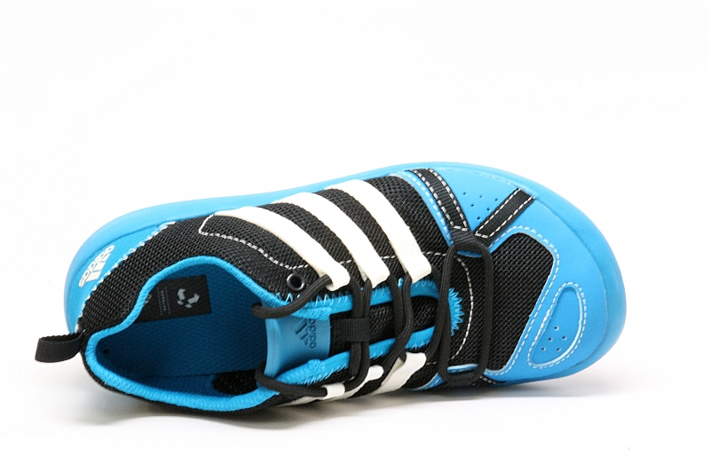 Adidas Boy's Water Shoes Boat Lace Plein Air Blue Sneaker St ...