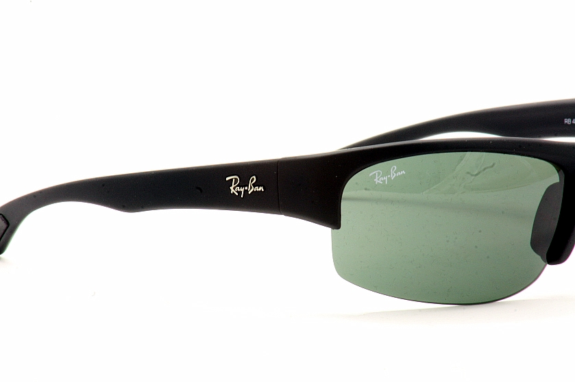 4301338088 Ray-Ban Sunglasses RB-4173 Interchangeable Lenses Matte Black Shades by  RayBan