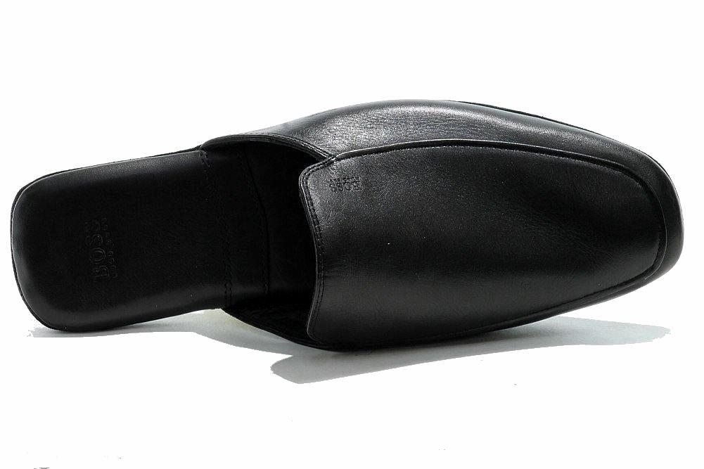 5a1079c51 Hugo Boss Men's Fashion Slipper Homio Leather Shoes 50228431 by Hugo Boss