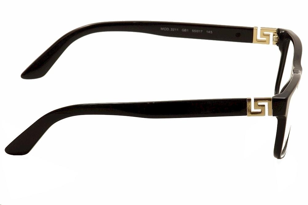 f2f4705a42f Versace Men s Eyeglasses VE3211 VE3211 Full Rim Optical Frame by Versace