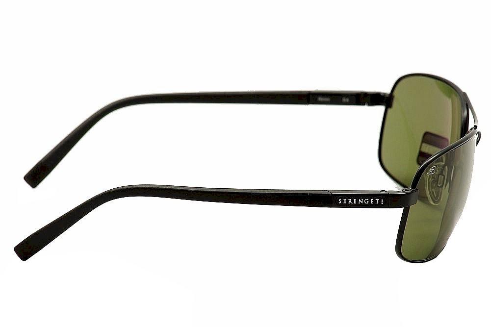 29646df5d76 Serengeti Rimini 7677 7675 Rectangular Curve Polarized Sunglasses by  Serengeti