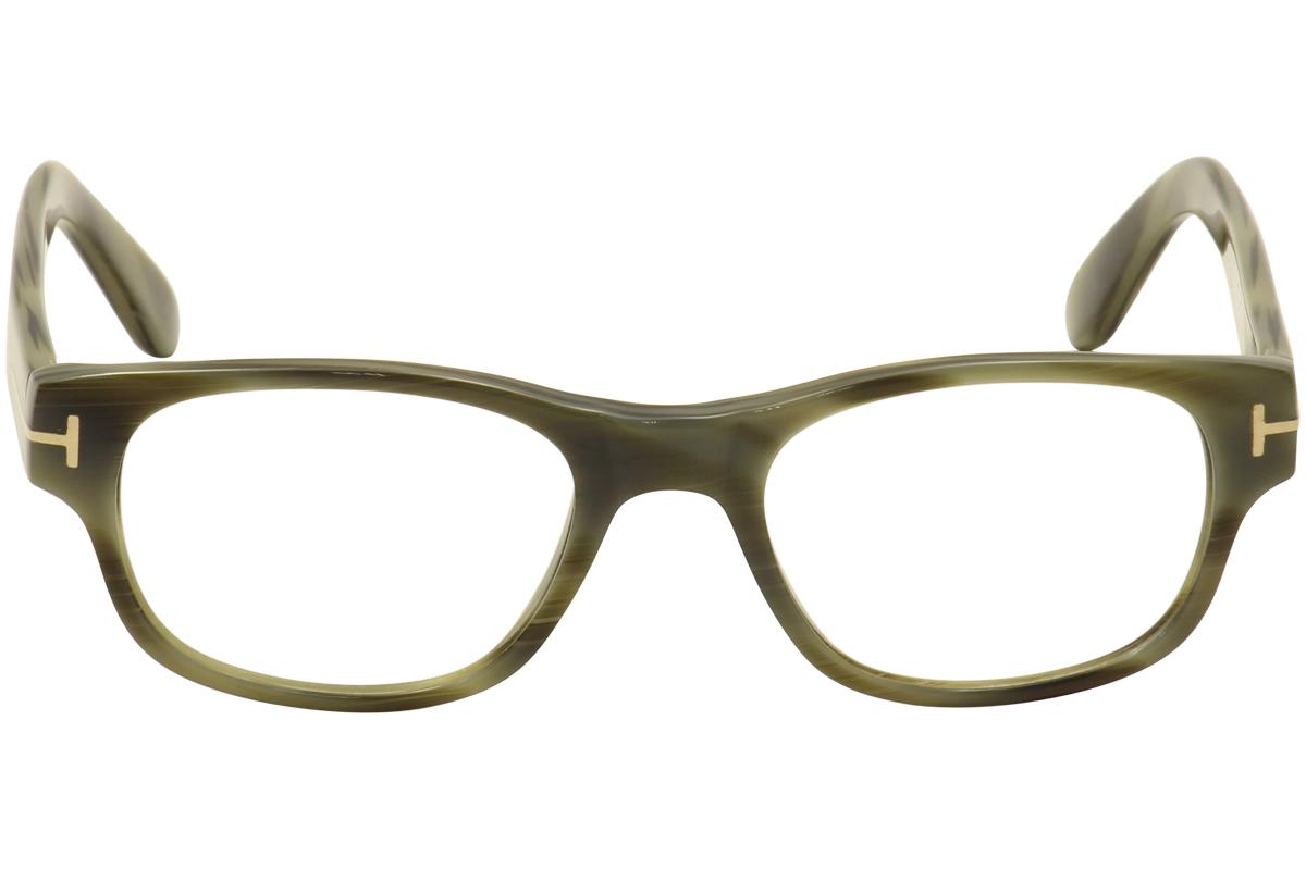 5f22c5ba83 Tom Ford Eyeglasses TF5276 TF 5276 Full Rim Optical Frame W Clip On by Tom  Ford