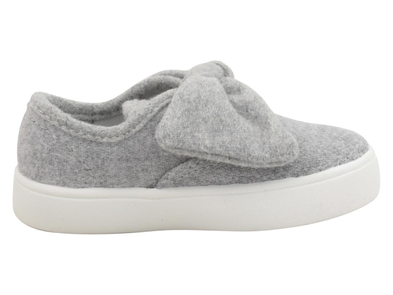 Carters Toddler Girls Azura Bow Sneakers