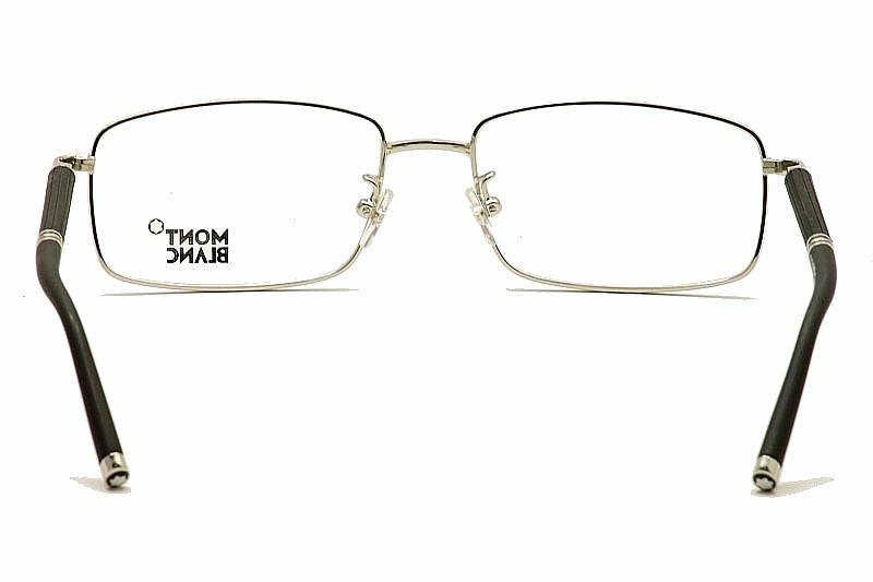 dd24ea7ff46 Mont Blanc Men s Eyeglasses MB396 MB 396 Full Rim Optical Frame by Mont  Blanc