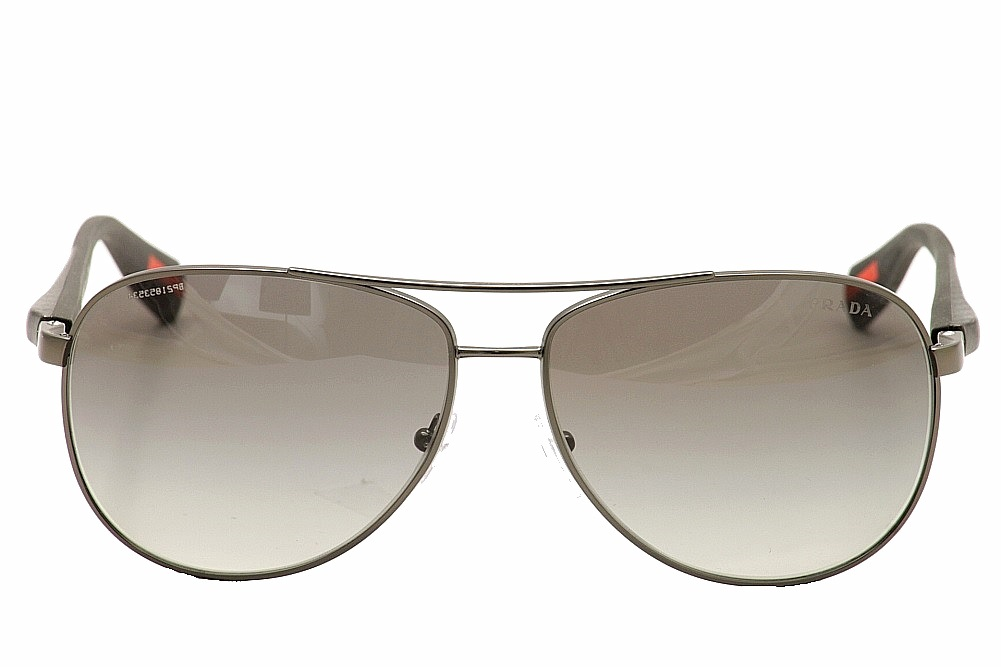 16aac2cfdf517 Prada Linea Rossa Men s SPS51O SPS 51O Fashion Square Sunglasses by Prada  Linea Rossa