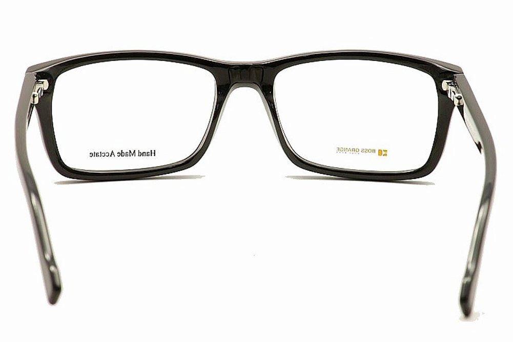 6b2765c0ccf Hugo Boss Orange Mens Eyeglasses BO0110 BO 0110 Full Rim Optical Frame by Hugo  Boss