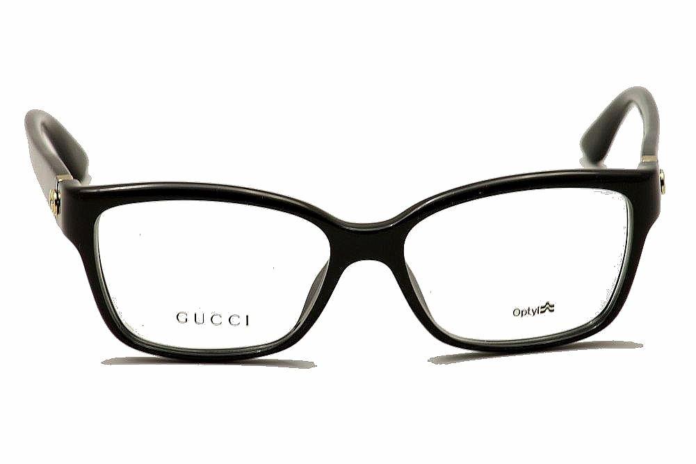 gucci womens eyeglasses gg3627 gg3627 full rim optical frame by gucci - Womens Gucci Frames