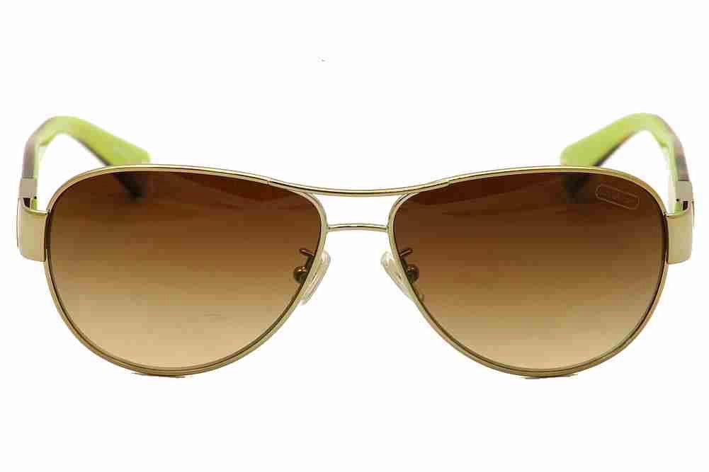 5398bb91285d ... new arrivals coach womens charity hc7009q hc 7009q pilot aviator  sunglasses 48c89 071ba