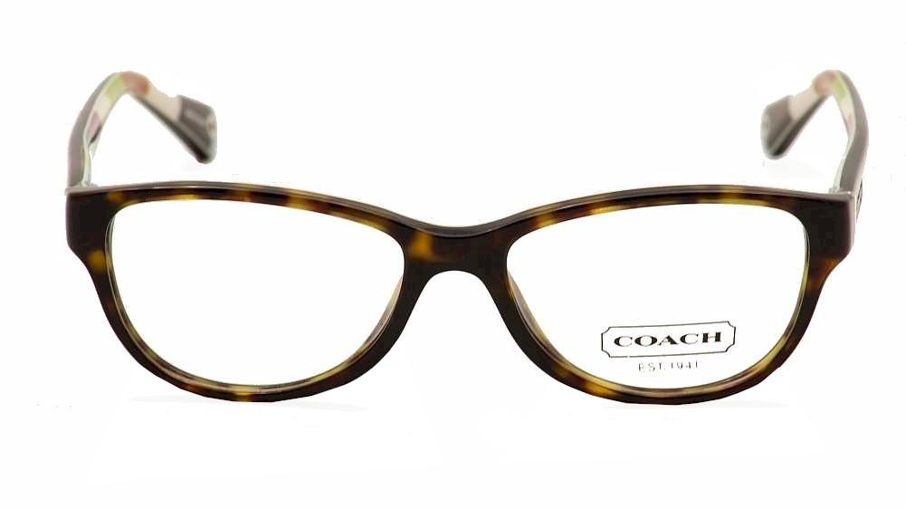 Coach Eyeglasses Dakota HC6012 HC/6012 5001 Tortoise Optical Frame