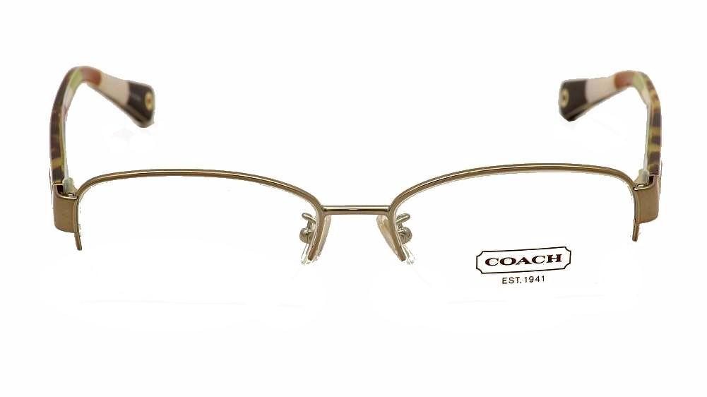be2e4a957d Coach Eyeglasses Women s Bettie HC5004 HC 5004 Semi Rim Optical Frame by  Coach