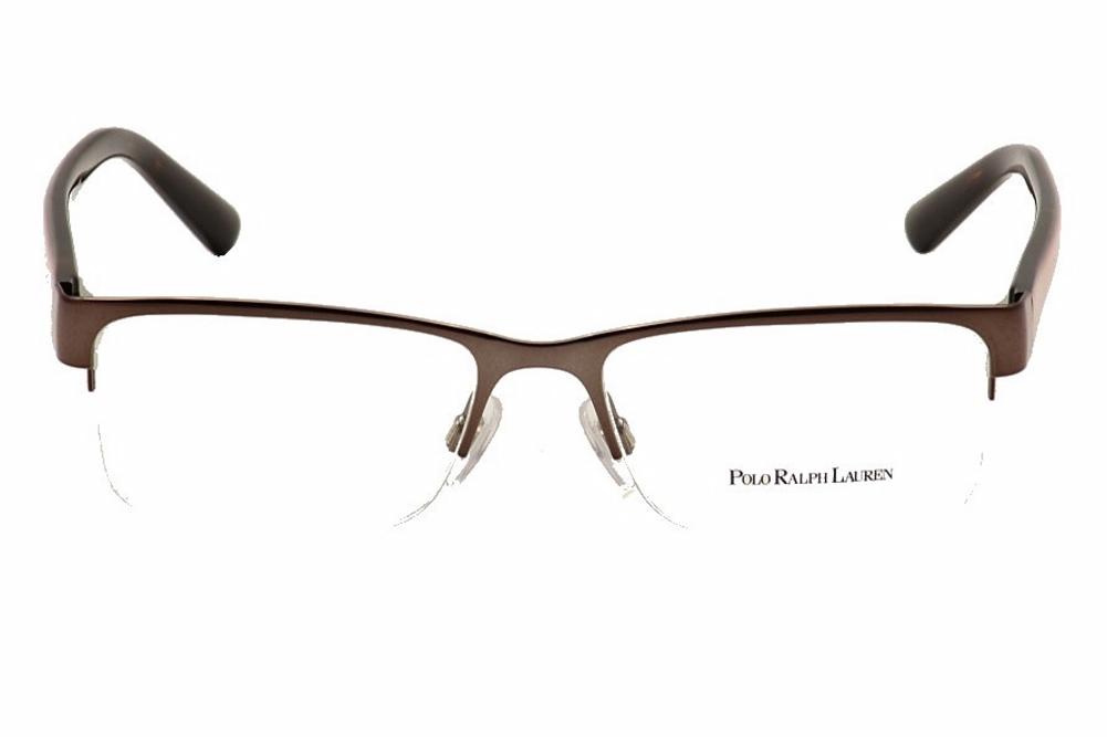 Eyeglass Frame Ph : Polo Ralph Lauren Eyeglasses PH1119 PH/1119 Semi Rim ...