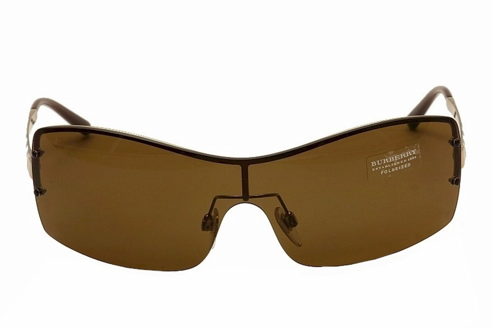8da135c810ec Burberry B3073 B 3073 Shield Sunglasses by Burberry