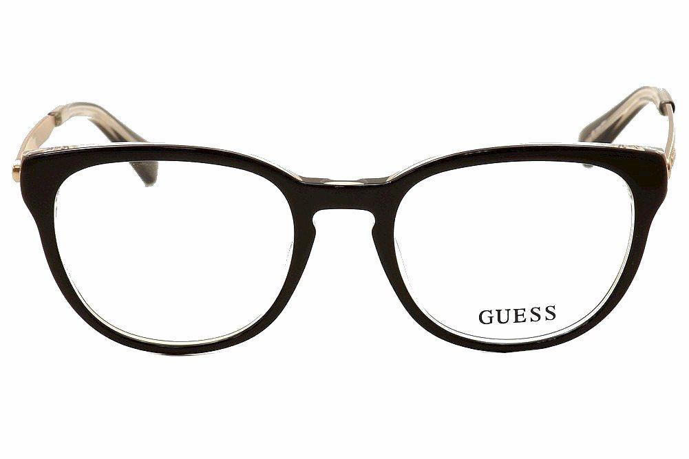 Guess Womens Eyeglasses GU2461 GU/2461 Full Rim Optical ...