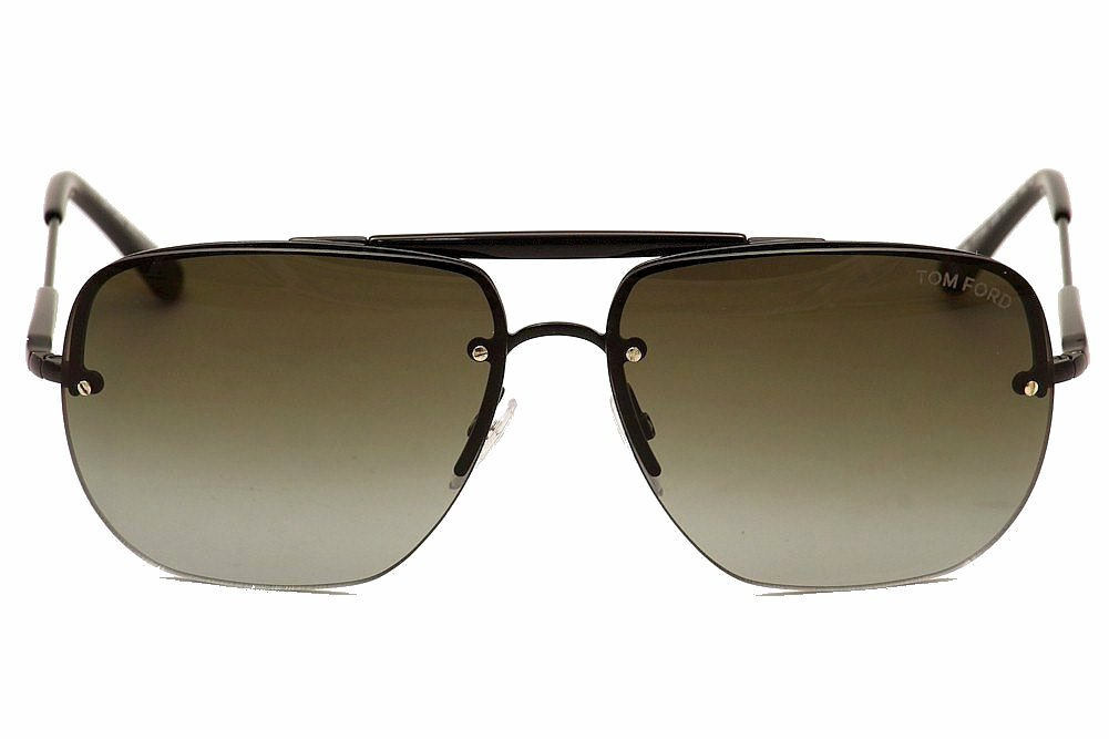 14b3129d4e9 Tom Ford Men s Nils TF380 TF 380 Fashion Pilot Sunglasses by Tom Ford