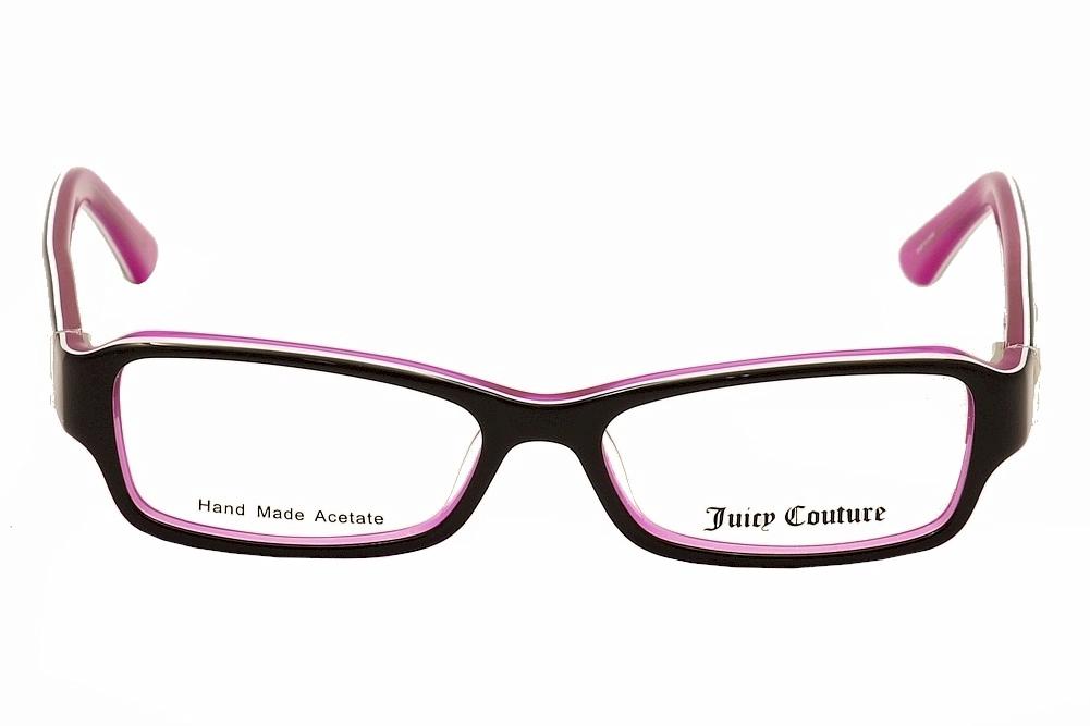Juicy Couture Women s Eyeglasses Just Juicy JU145 JU 145 Full Rim Optical  Frame by Juicy Couture b09ae530f