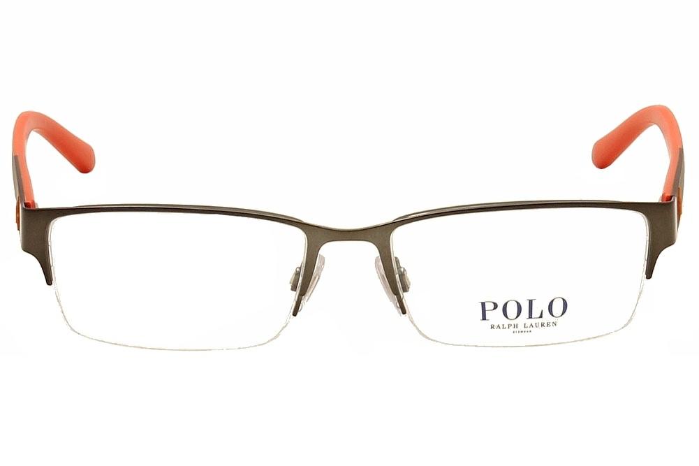 296de2e159 Polo Ralph Lauren Men s Eyeglasses PH1152 PH 1152 Half Rim Optical Frame by Polo  Ralph Lauren