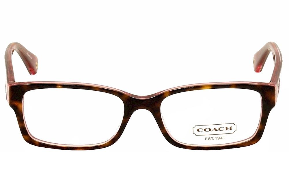 Coach Eyeglass Frames Hc6040 : Coach Womens Eyeglasses Brooklyn HC6040 HC/6040 Full Rim ...