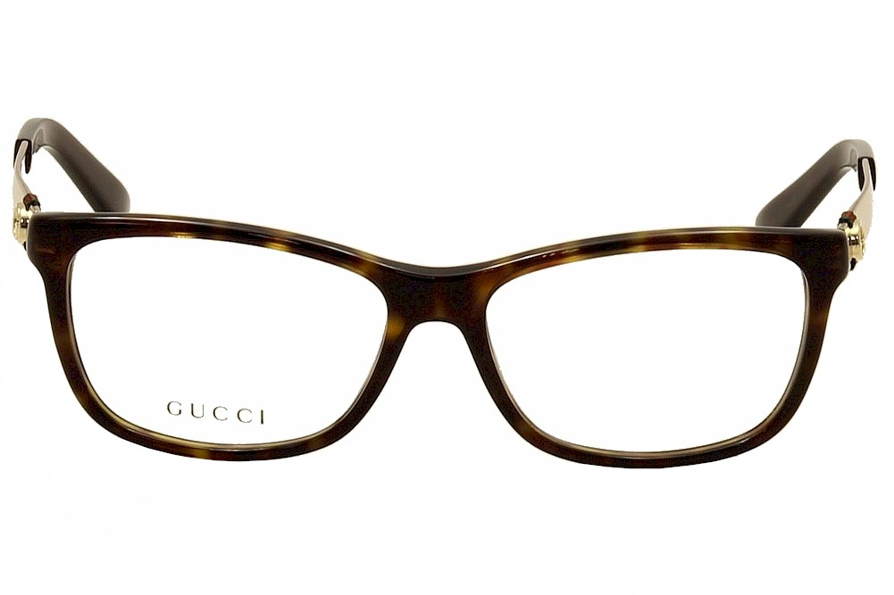 946f77e5a1f Gucci Women s Eyeglasses GG3785 GG 3785 Full Rim Optical Frame by Gucci.  Touch to zoom