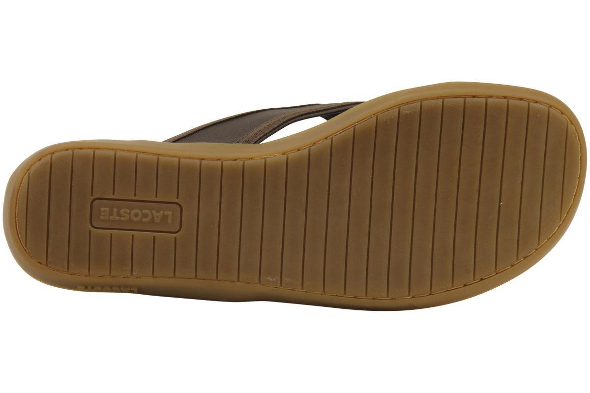 c8f2877f1f760b Lacoste Men s Carros 6 Flip-Flops by Lacoste