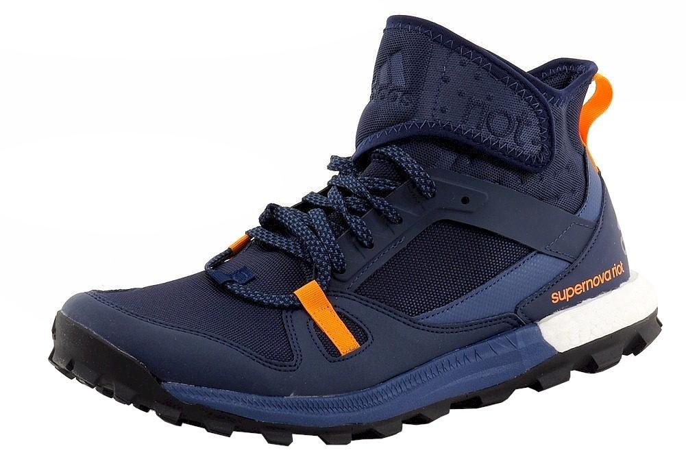 grava ratón o rata Intentar  Adidas Men's Supernova Riot Trail Sneakers Shoes