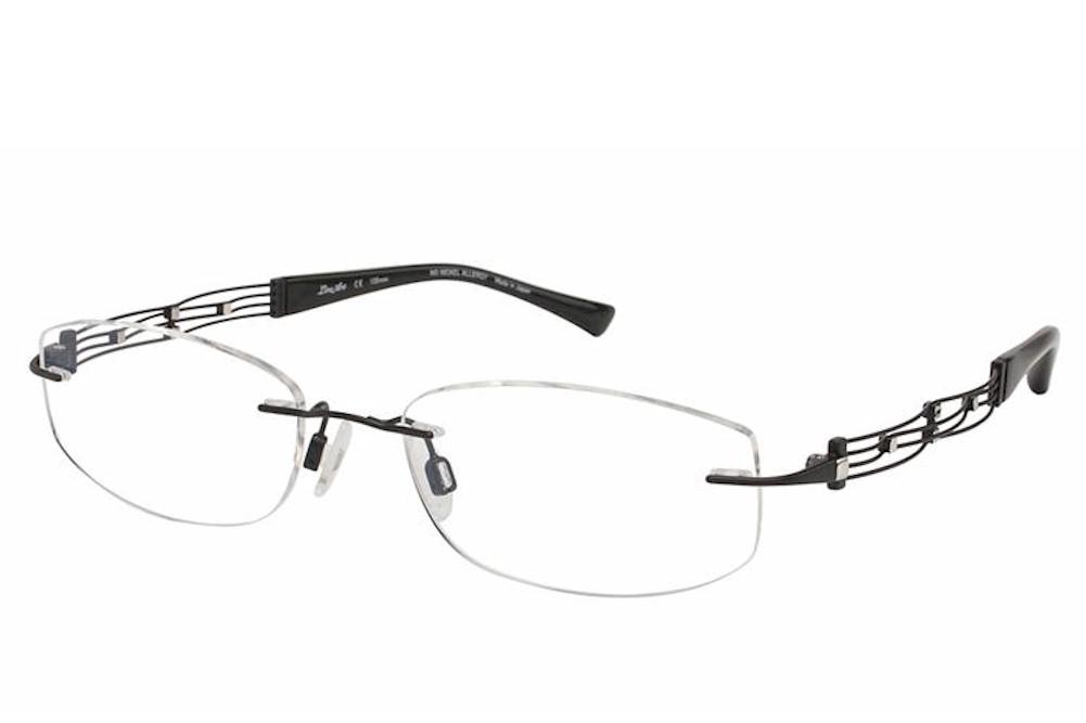 6b1d4b5d008 Charmant Line Art Women s Eyeglasses XL2012 XL 2012 Rimless Optical Frame