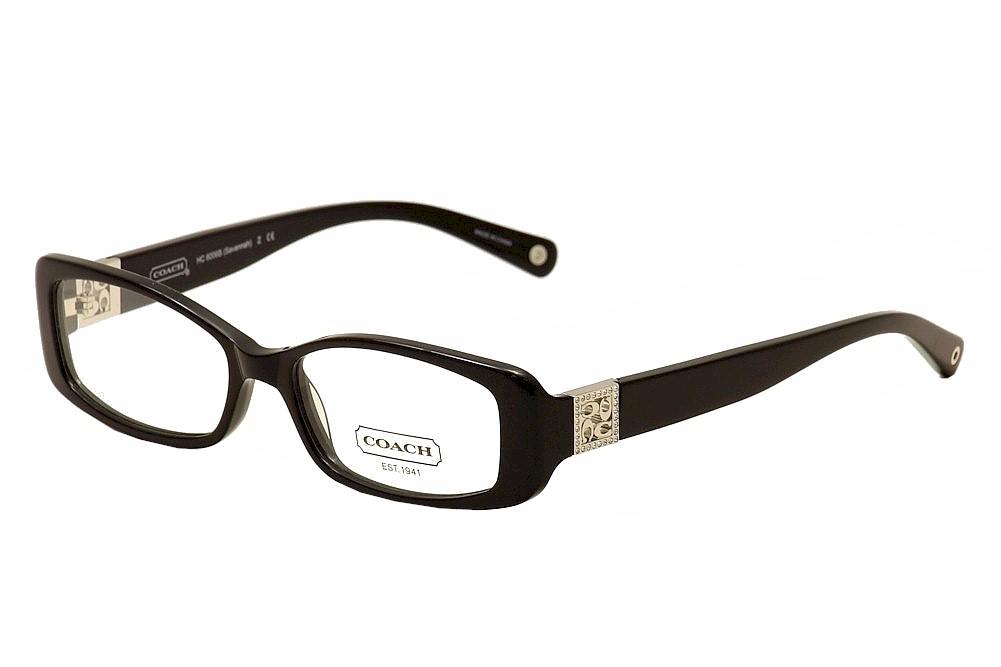 Eyeglasses Coach HC 6132 5002 BLACK