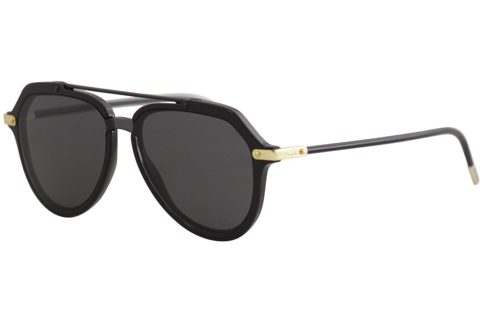 cc2d7c904250 Dolce   Gabbana Women s D G DG4330 DG 4330 Fashion Pilot Sunglasses