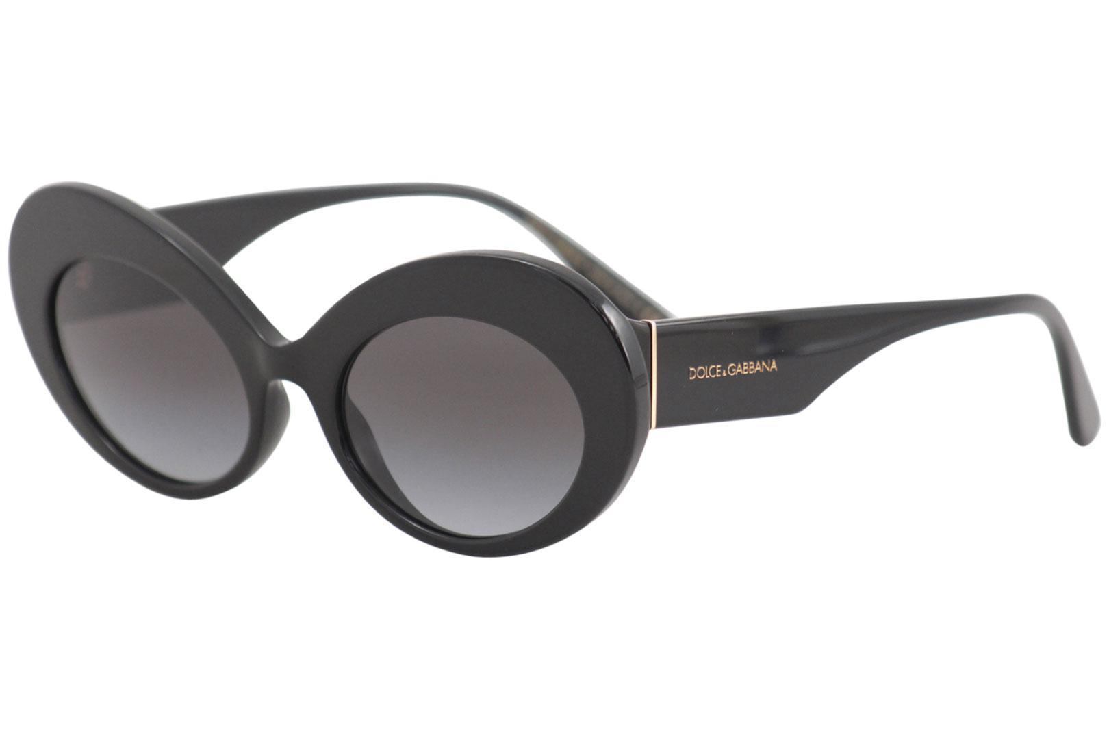f18156f5a6da Dolce   Gabbana Women s D G DG4345 DG 4345 Fashion Oval Sunglasses