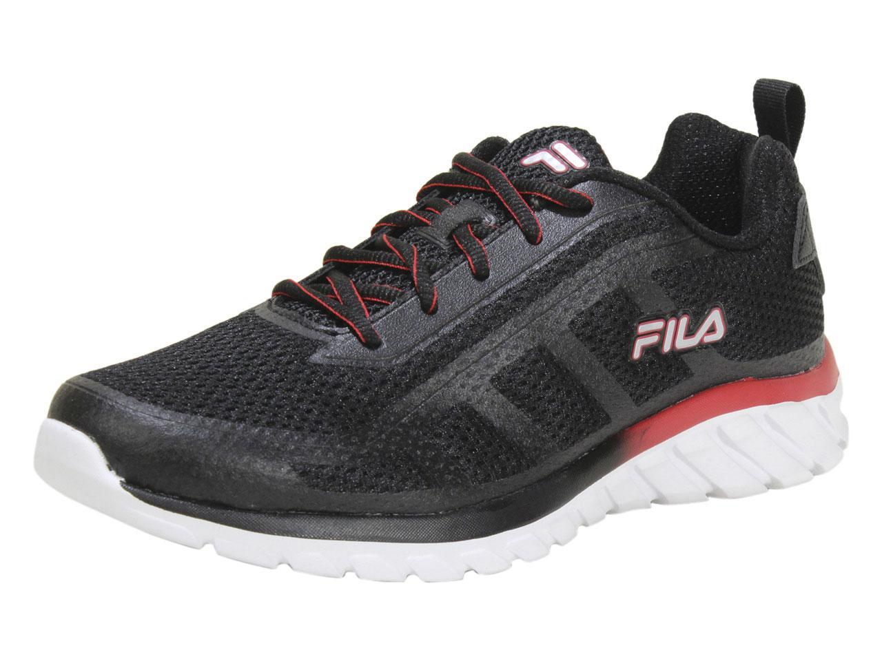 Fila Men's Memory Diskize 2 Memory Foam Running Sneakers Shoes