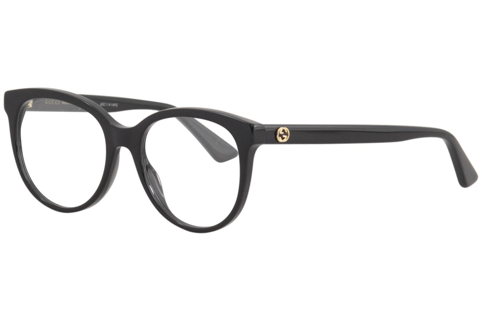 5a12e70a5506 Gucci Women's Eyeglasses Urban GG0329O GG/0329O Full Rim Optical Frame
