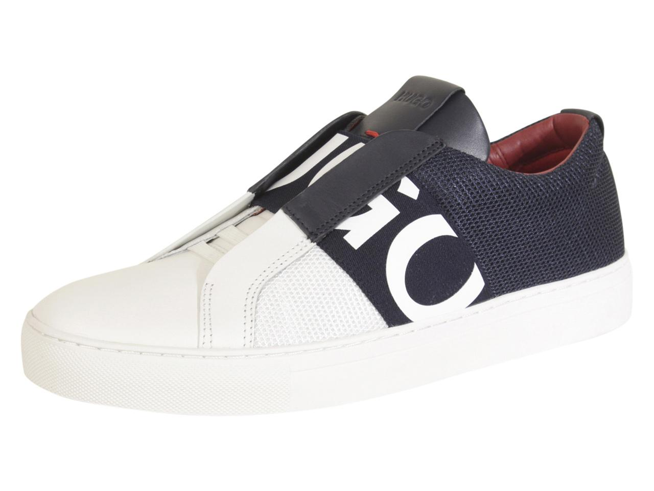 Futurism Slip-On Sneakers Shoes