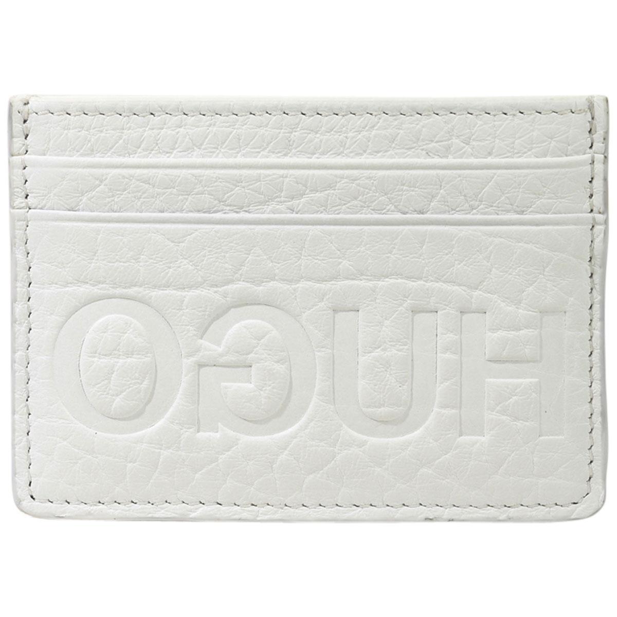 Hugo Boss Beckley Wallet Bifold Black 100% Leather 3 Credit Card Slots