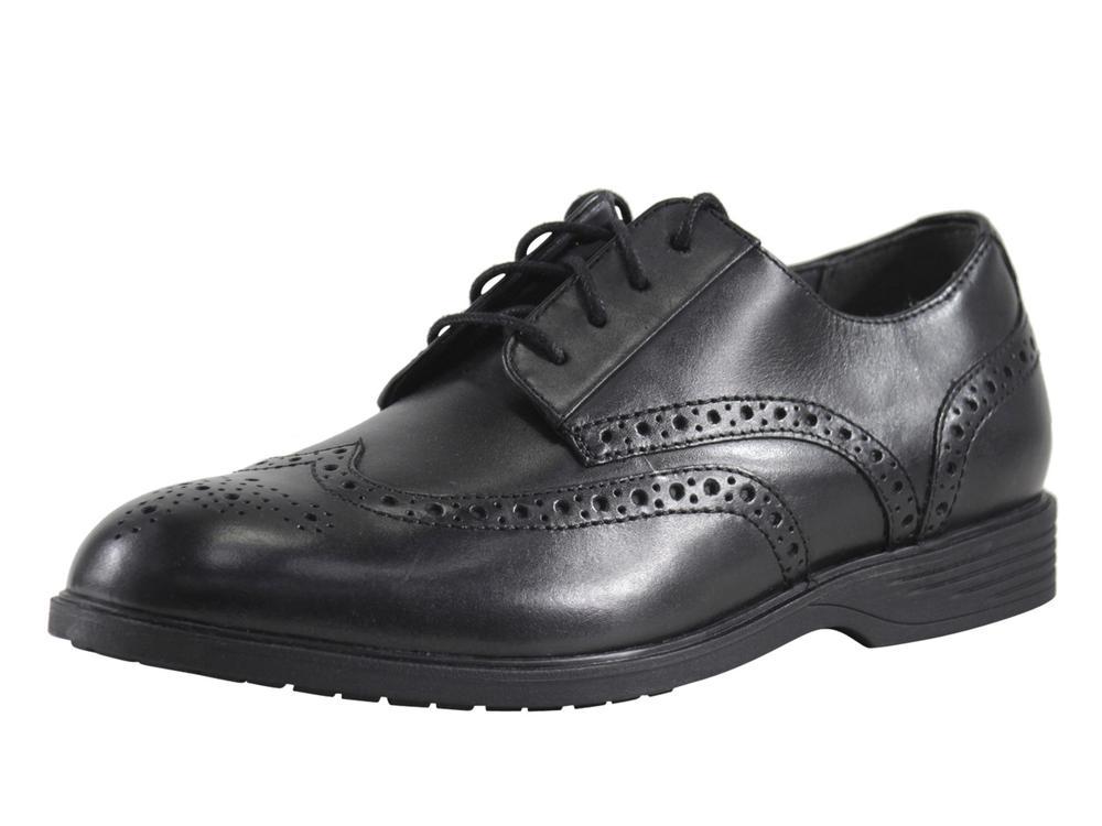 Shepsky Wingtip Oxfords Shoes