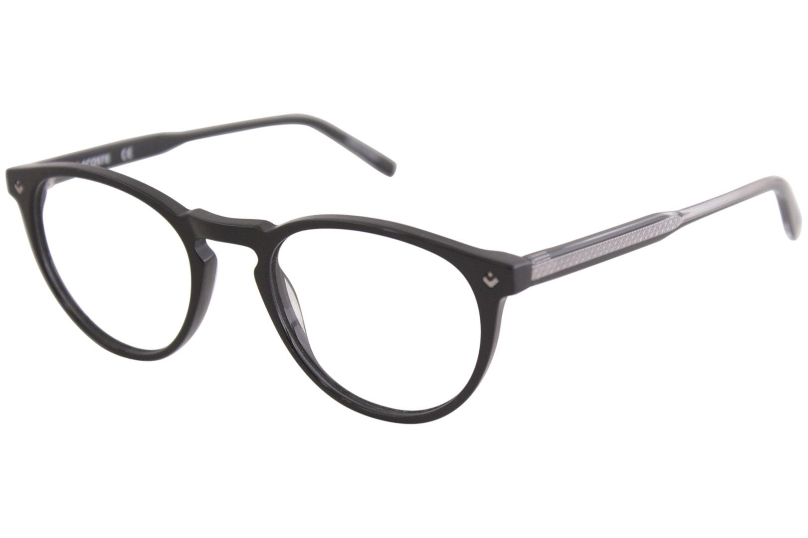 8ecaa143cfe8 Lacoste Men s Eyeglasses Novak Djokovic L2601ND L 2601 ND Full Rim Optical  Frame