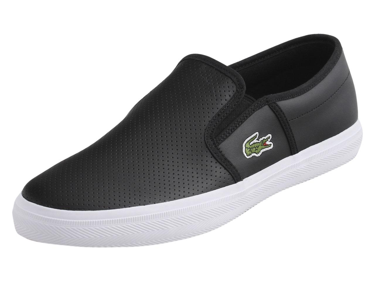 Lacoste Mens Gazon Bl 1 Sneaker Shoes Men