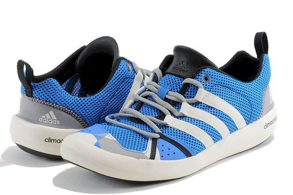 Adidas Men's Fashion Sneaker Climacool Boat Lace Shoes