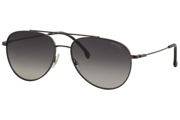 New Authentic Carrera 1018//S J5GHA Gold w//Brown Gradient Sunglasses