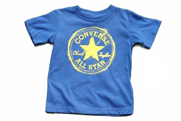 Converse Boy's Sketch All Star Chuck Taylor Logo Short