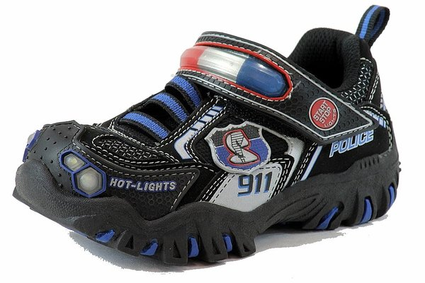 skechers police shoes