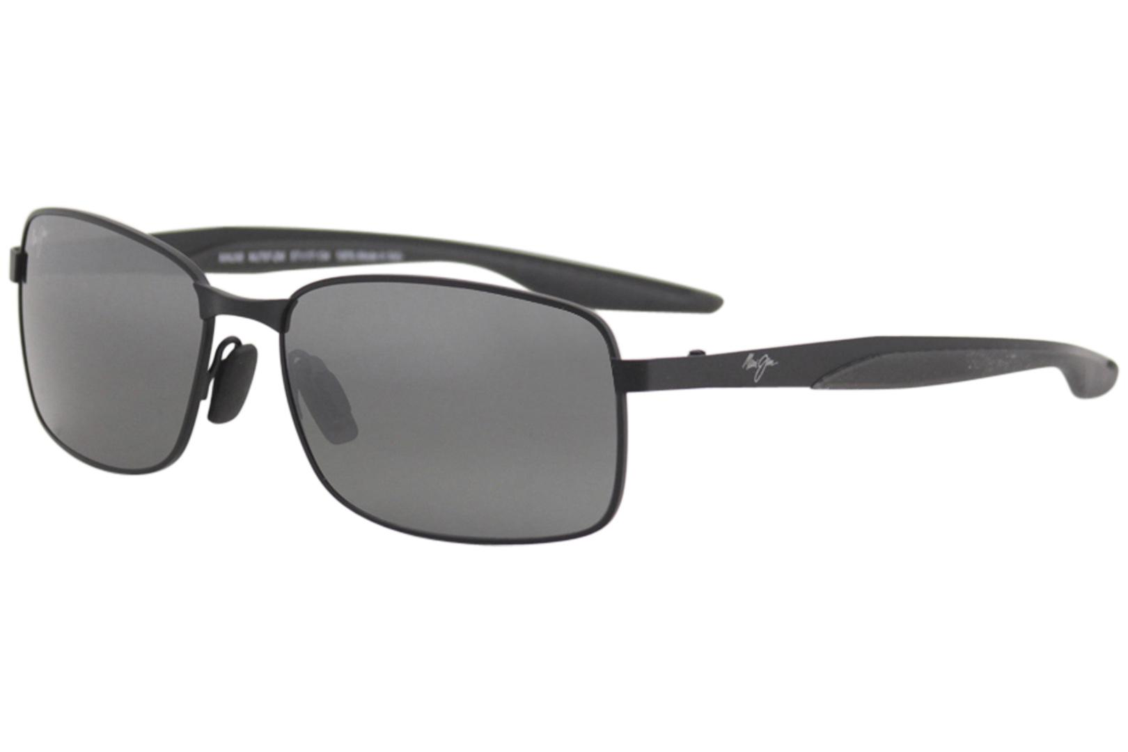 c3c63cf48f Maui Jim Men s Shoal MJ797 MJ 797 Fashion Rectangle Sunglasses