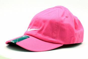 9253efd8d7b Nike Girl s Embroidered Swoosh Logo Baseball Cap Sz 4 6X