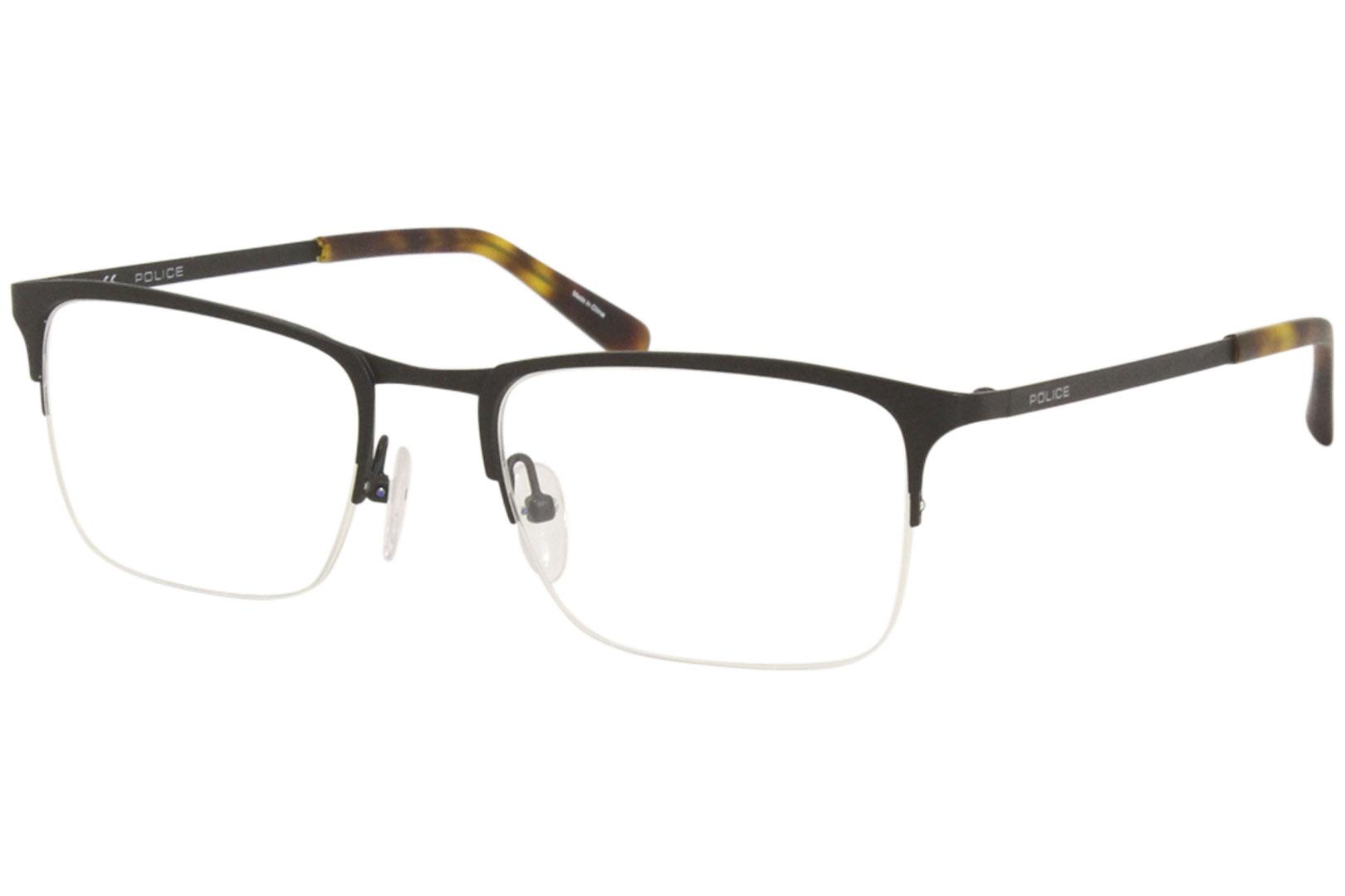 Eyeglasses Police VPL 798 Brown 0627