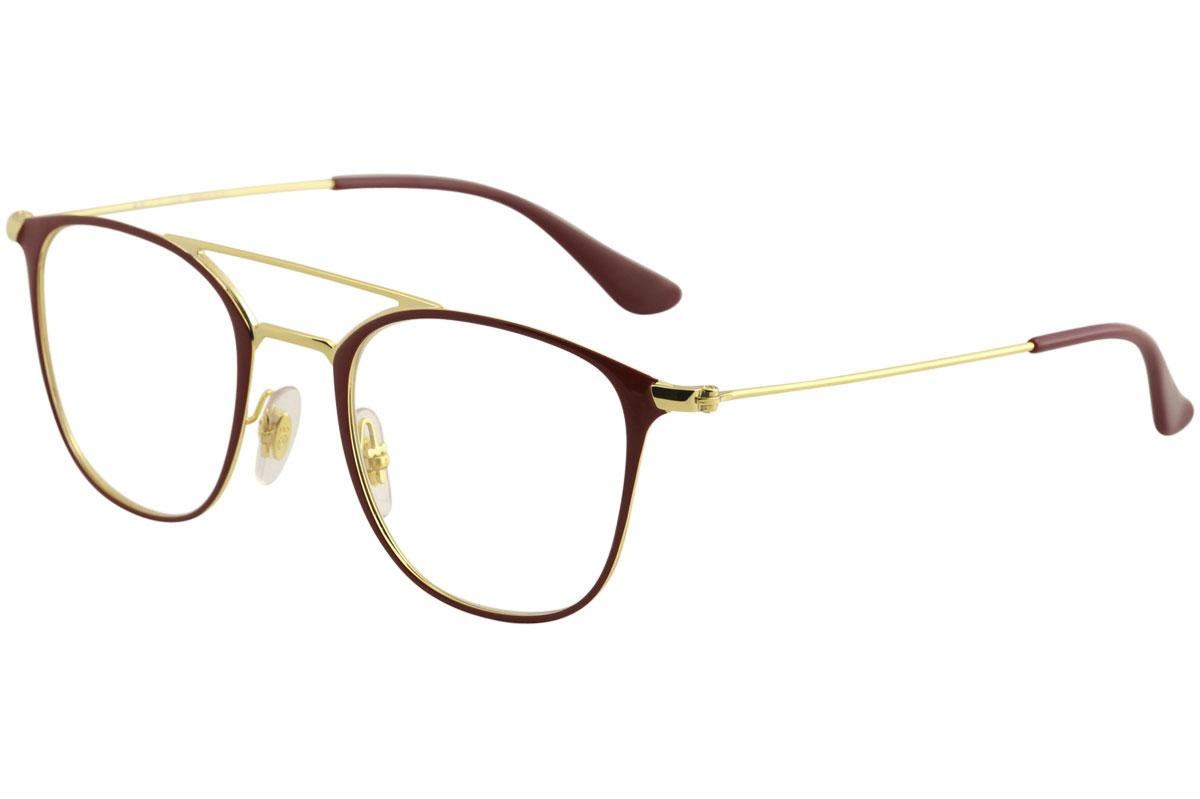 3cccb9b117e Ray Ban Women s Eyeglasses RX6377 RX 6377 Full Rim Optical Frame
