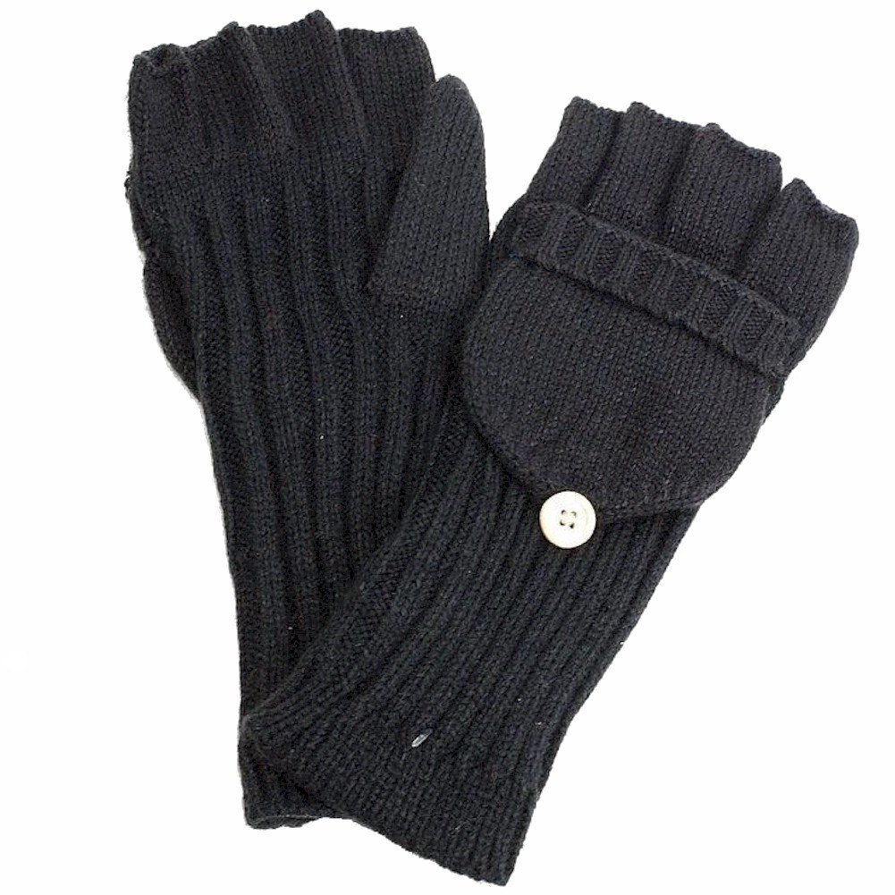 Dorfman Pacific Women/'s Touchscreen Knit Gloves One Size Fits Most