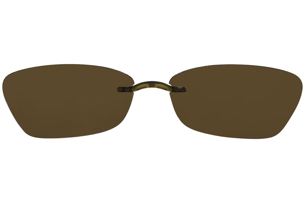 a7fb0c1883b Silhouette Titan Contour 5076 Clip-On Sunglasses