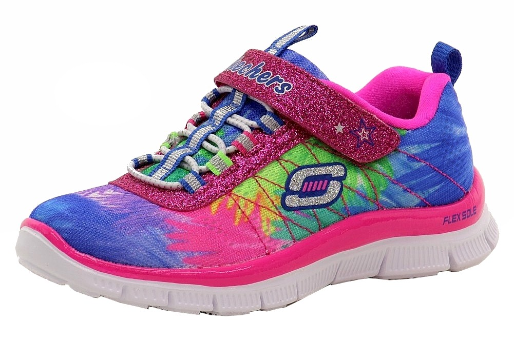 Skechers Girl's Skech Appeal Hot Tropic Fashion Sneakers