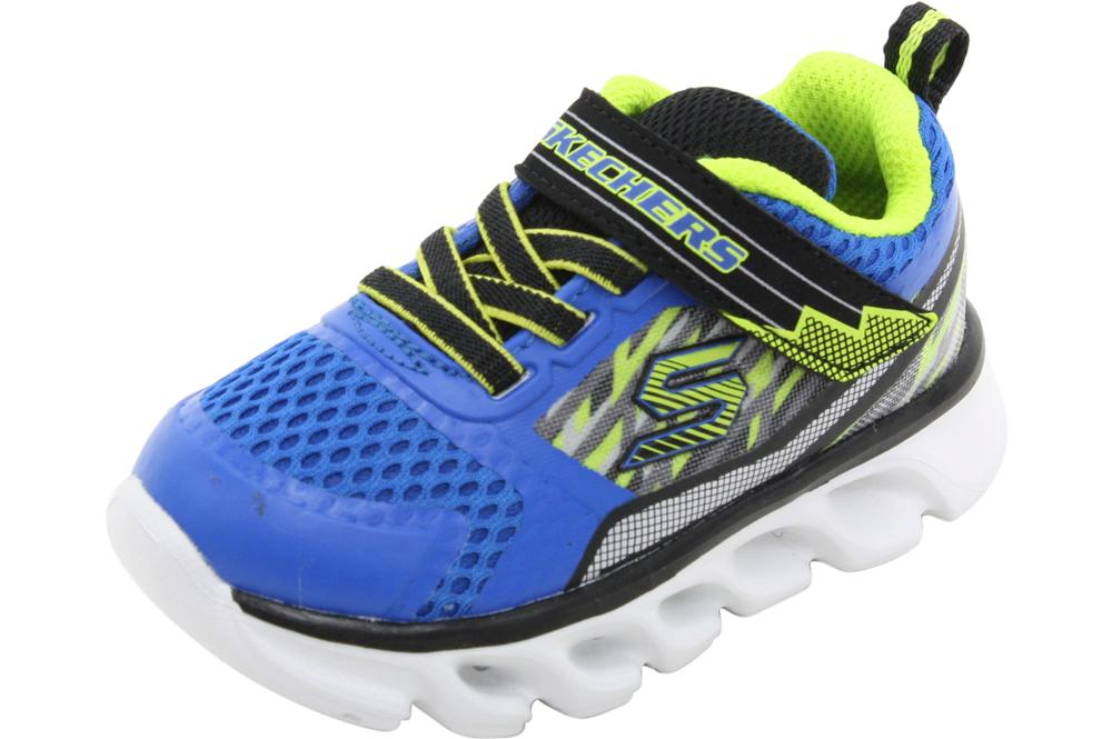 Hypno-Flash Tremblers Light Up Sneakers