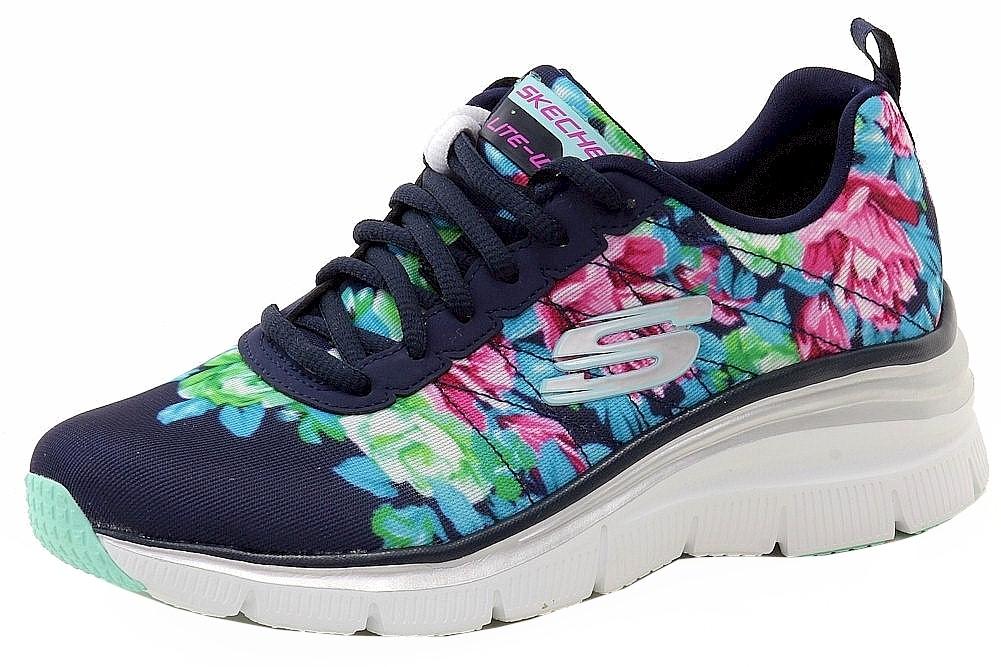 skechers memory foam womens sneakers