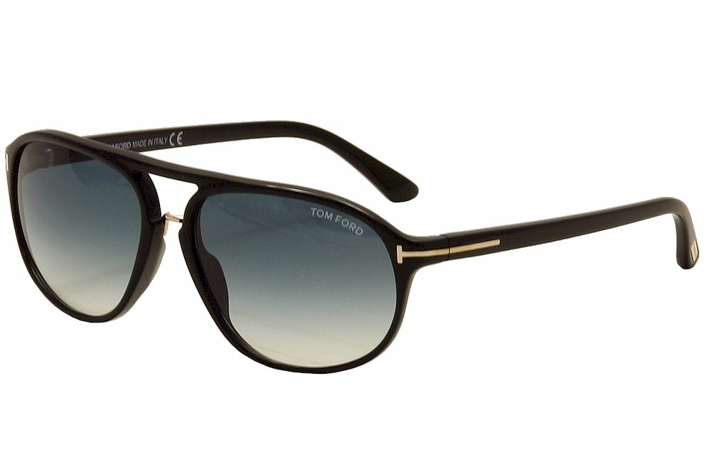 100% top quality really comfortable los angeles Tom Ford Men's Jacob TF447 TF/447 Pilot Sunglasses